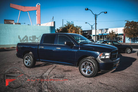 2013 RAM Ram Pickup 1500 for sale at Fortis Auto Group in Las Vegas NV
