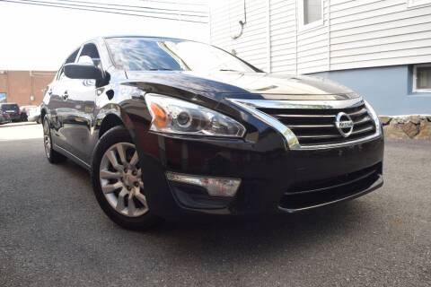 2014 Nissan Altima for sale at VNC Inc in Paterson NJ