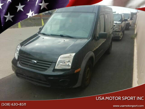 2012 Ford Transit Connect for sale at USA Motor Sport inc in Marlborough MA