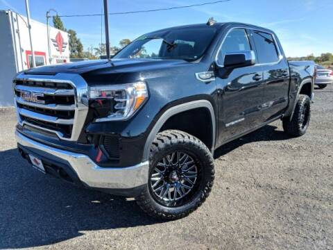 2019 GMC Sierra 1500 for sale at Alvarez Auto Sales in Kennewick WA