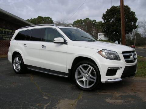 2014 Mercedes-Benz GL-Class for sale at South Atlanta Motorsports in Mcdonough GA