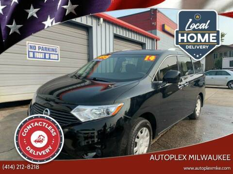 2014 Nissan Quest for sale at Autoplex 3 in Milwaukee WI