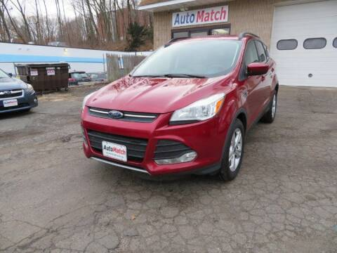 2014 Ford Escape for sale at Auto Match in Waterbury CT