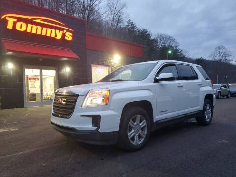 2016 GMC Terrain for sale at Tommy's Auto Sales in Inez KY