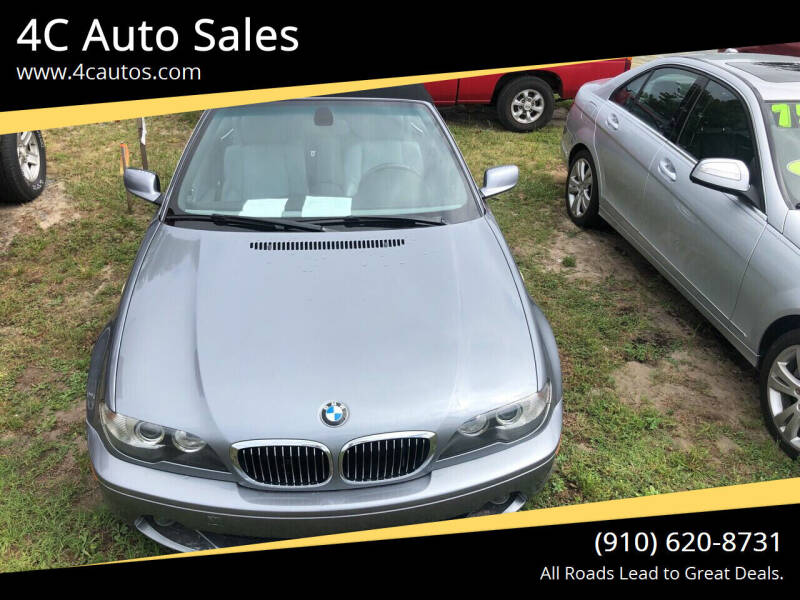 2004 BMW 3 Series for sale at 4C Auto Sales in Wilmington NC
