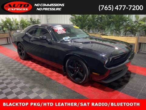 2014 Dodge Challenger for sale at Auto Express in Lafayette IN