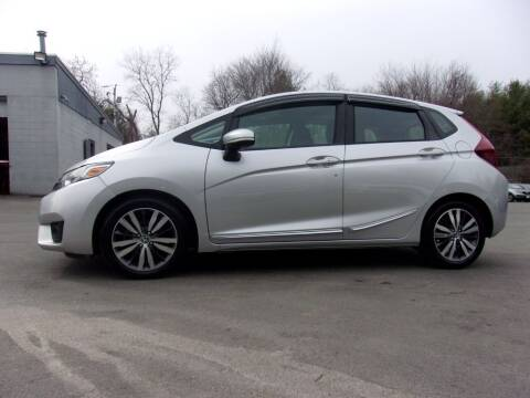 2015 Honda Fit for sale at Mark's Discount Truck & Auto Sales in Londonderry NH