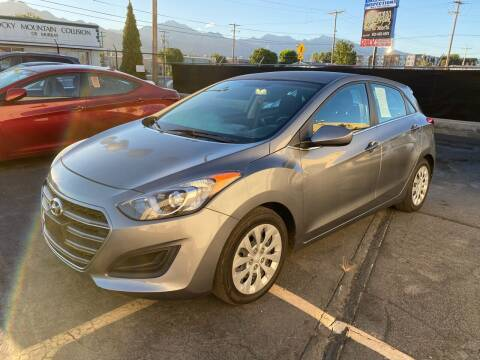 2016 Hyundai Elantra GT for sale at New Start Auto in Richardson TX