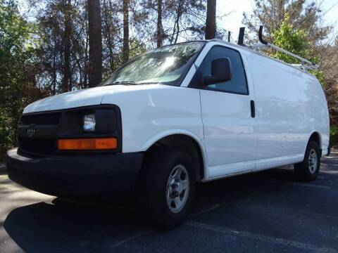 2006 Chevrolet Express Cargo for sale at Pendergrass Public Auto Auction in Pendergrass GA