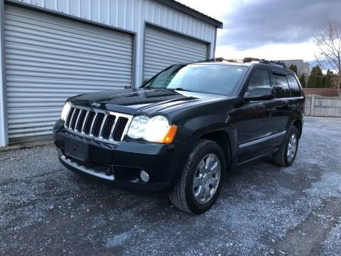 2008 Jeep Grand Cherokee for sale at PREMIER AUTO SALES in Martinsburg WV