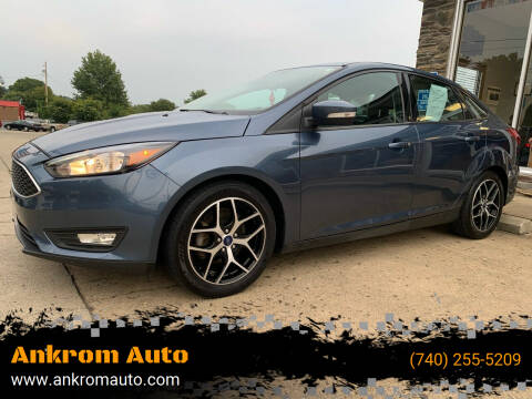 2018 Ford Focus for sale at Ankrom Auto in Cambridge OH