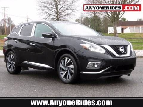 2015 Nissan Murano for sale at ANYONERIDES.COM in Kingsville MD