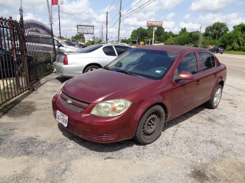 2008 Chevrolet Cobalt for sale at SCOTT HARRISON MOTOR CO in Houston TX