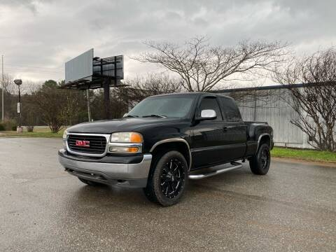 2000 GMC Sierra 1500 for sale at Tennessee Valley Wholesale Autos LLC in Huntsville AL