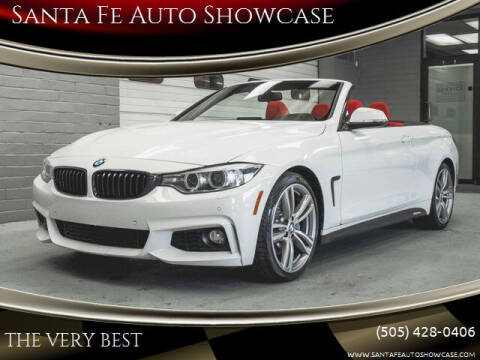 2017 BMW 4 Series for sale at Santa Fe Auto Showcase in Santa Fe NM