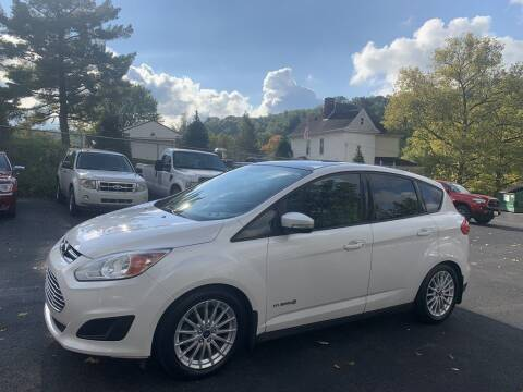 2013 Ford C-MAX Hybrid for sale at Premiere Auto Sales in Washington PA
