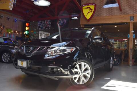2011 Nissan Murano for sale at Chicago Cars US in Summit IL