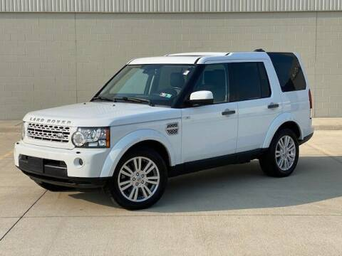2012 Land Rover LR4 for sale at Select Motor Group in Macomb Township MI