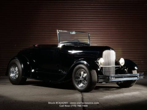1929 Ford Roadster for sale at Sierra Classics & Imports in Reno NV