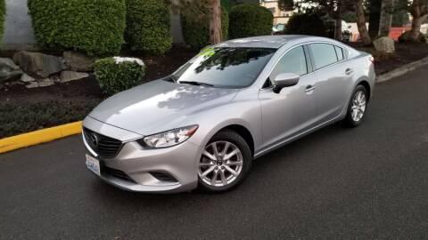 2017 Mazda MAZDA6 for sale at SS MOTORS LLC in Edmonds WA
