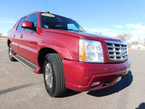 2005 Cadillac Escalade EXT for sale at AP Auto Brokers in Longmont CO