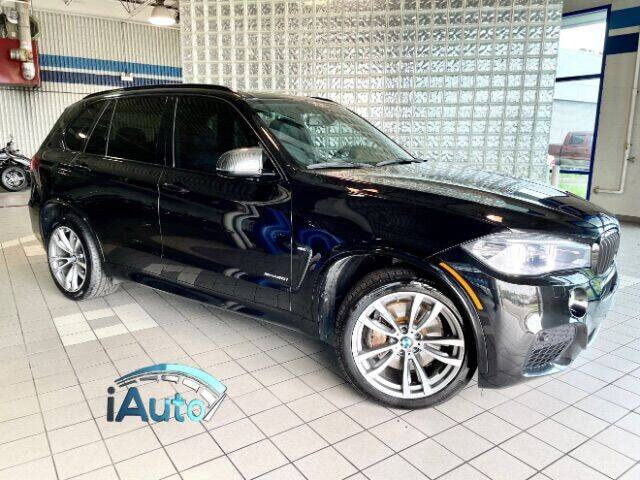 2016 BMW X5 for sale at iAuto in Cincinnati OH