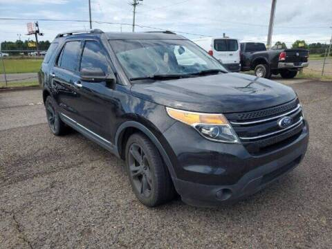 2015 Ford Explorer for sale at Hickory Used Car Superstore in Hickory NC