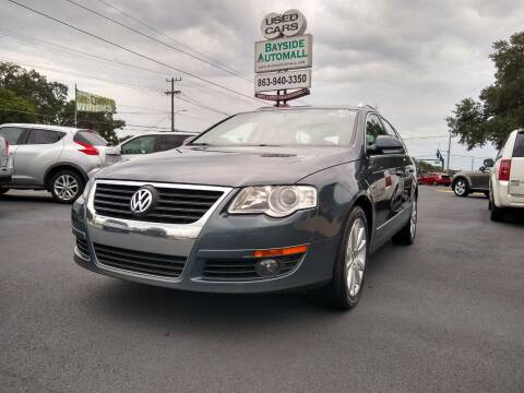 2010 Volkswagen Passat for sale at BAYSIDE AUTOMALL in Lakeland FL