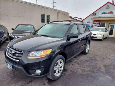 2011 Hyundai Santa Fe for sale at Rochester Auto Mall in Rochester MN