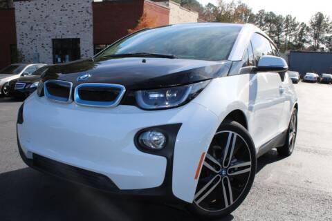 2014 BMW i3 for sale at Atlanta Unique Auto Sales in Norcross GA