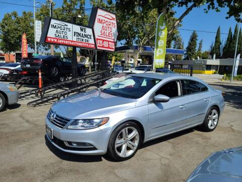 2013 Volkswagen CC for sale at Imports Auto Sales & Service in San Leandro CA