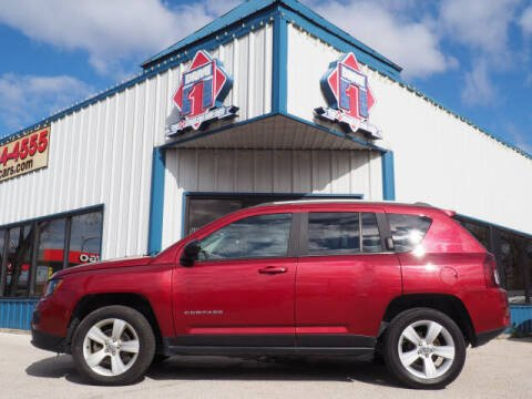2016 Jeep Compass for sale at DRIVE 1 OF KILLEEN in Killeen TX