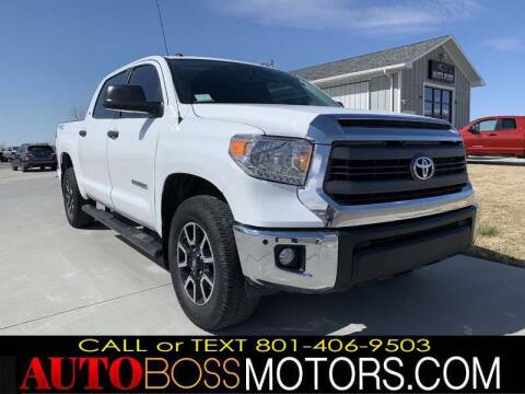 2017 Toyota Tundra for sale at Auto Boss in Woodscross UT