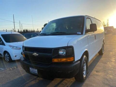 2011 Chevrolet Express Cargo for sale at Boktor Motors in North Hollywood CA