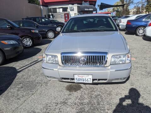 2007 Mercury Grand Marquis for sale at Auto City in Redwood City CA