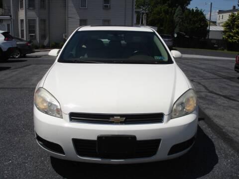 2006 Chevrolet Impala for sale at Pete's Bridge Street Motors in New Cumberland PA