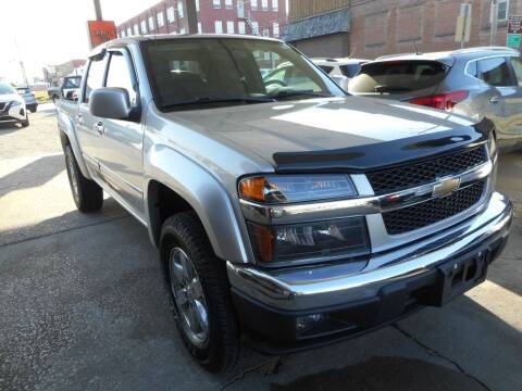 2012 Chevrolet Colorado for sale at River City Auto Center LLC in Chester IL
