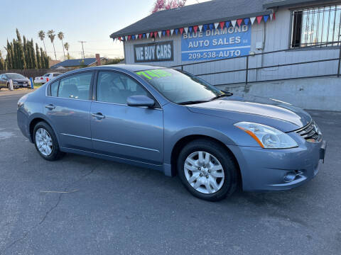 2011 Nissan Altima for sale at Blue Diamond Auto Sales in Ceres CA