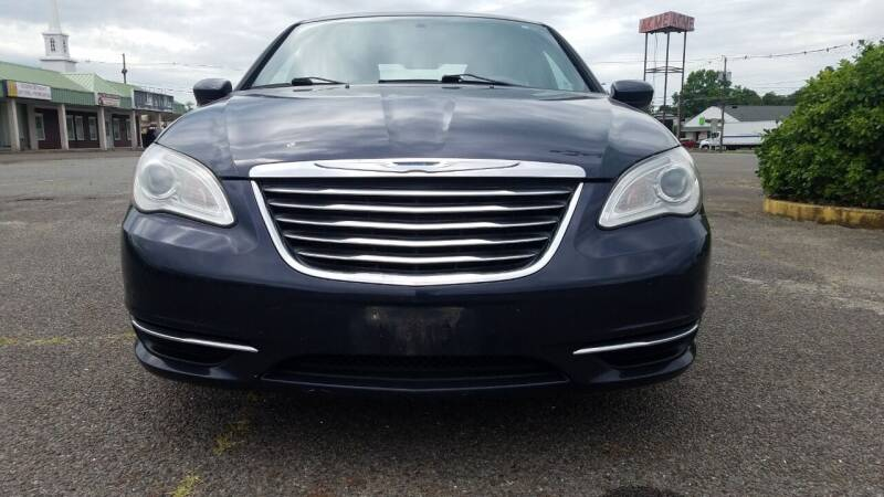 2012 Chrysler 200 for sale at Wrightstown Auto Sales LLC in Wrightstown NJ