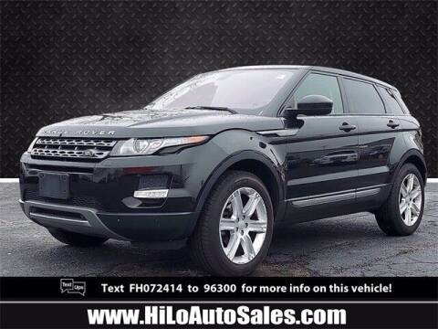 2015 Land Rover Range Rover Evoque for sale at BuyFromAndy.com at Hi Lo Auto Sales in Frederick MD