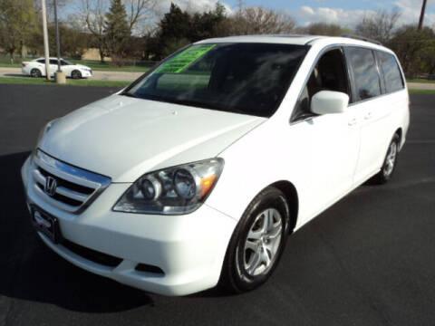 2006 Honda Odyssey for sale at Steves Key City Motors in Kankakee IL