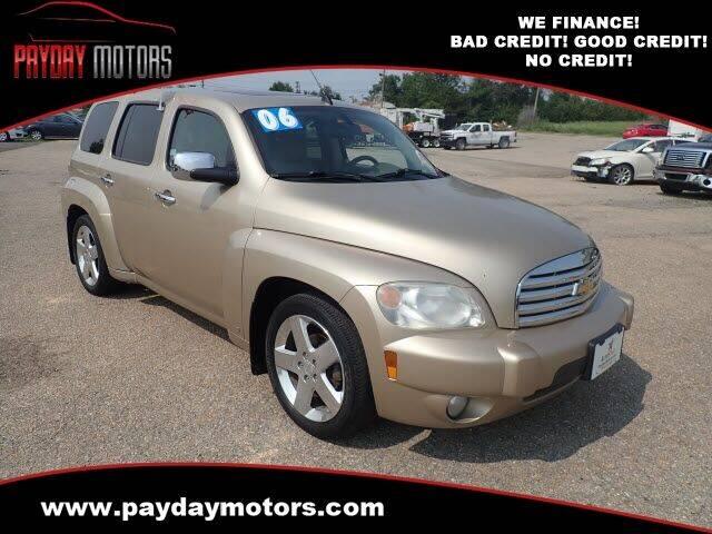 2006 Chevrolet HHR for sale at Payday Motors in Wichita KS