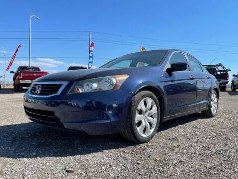 2008 Honda Accord for sale at REVEURO in Las Vegas NV