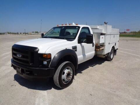 2008 Ford F-450 Super Duty for sale at SLD Enterprises LLC in Sauget IL