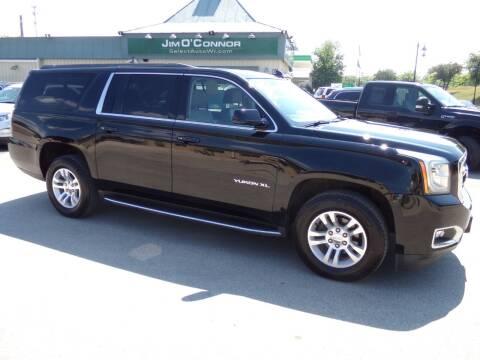 2015 GMC Yukon XL for sale at Jim O'Connor Select Auto in Oconomowoc WI