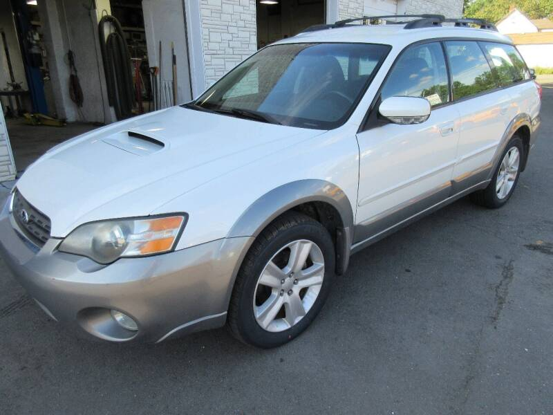2005 Subaru Outback for sale at BOB & PENNY'S AUTOS in Plainville CT