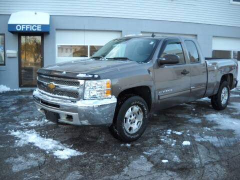 2012 Chevrolet Silverado 1500 for sale at Best Wheels Imports in Johnston RI