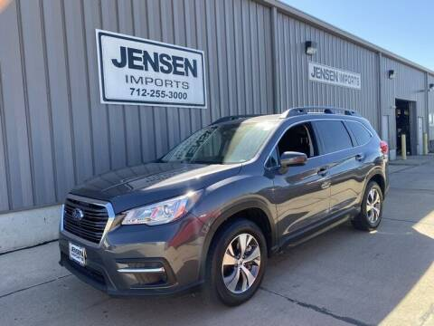 2020 Subaru Ascent for sale at Jensen's Dealerships in Sioux City IA