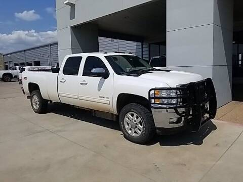 2012 Chevrolet Silverado 3500HD for sale at Jerry's Buick GMC in Weatherford TX
