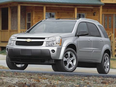 2006 Chevrolet Equinox for sale at Bill Gatton Used Cars - BILL GATTON ACURA MAZDA in Johnson City TN